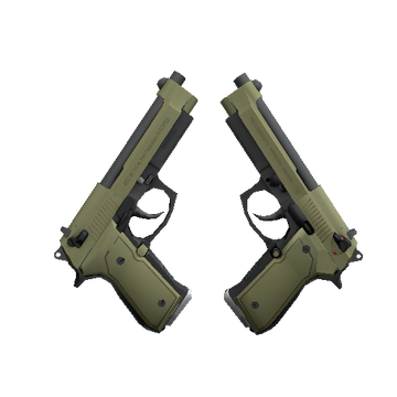 Dual Berettas | Colony