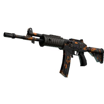 Galil-AR | Orange DDPAT