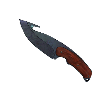 Gut Knife | Blue Steel
