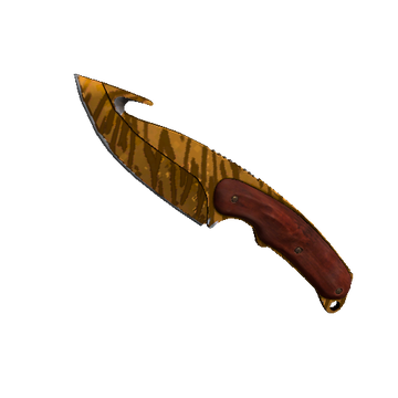 Gut Knife | Tiger Tooth