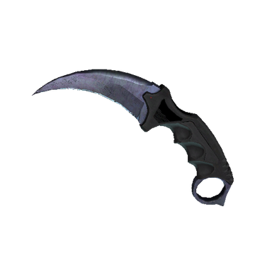 Karambit | Blue Steel