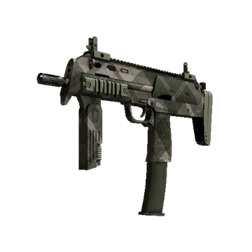 MP7 | Olive Plaid