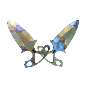 Shadow Daggers | Case Hardened