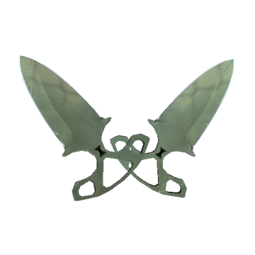 Shadow Daggers | Safari Mesh