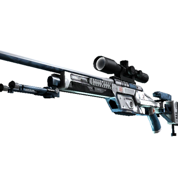 SSG 08 | Ghost Crusader
